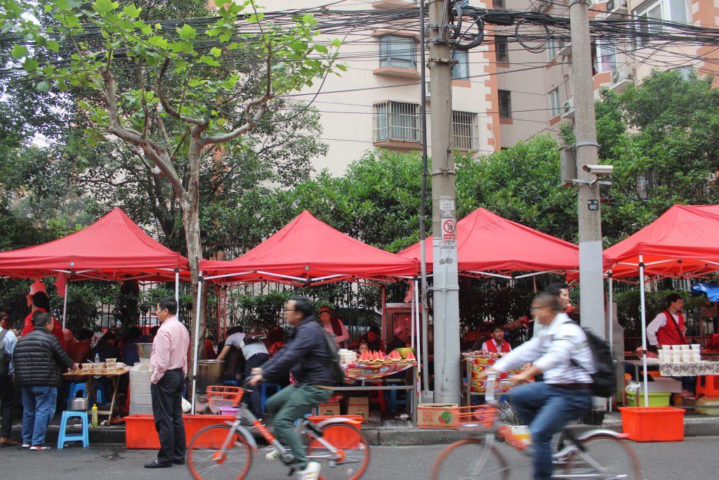 shanghai muslim market, pudong