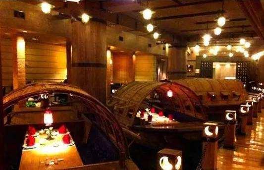 Old Dock Restaurant Lao Chuan Wu Beijing