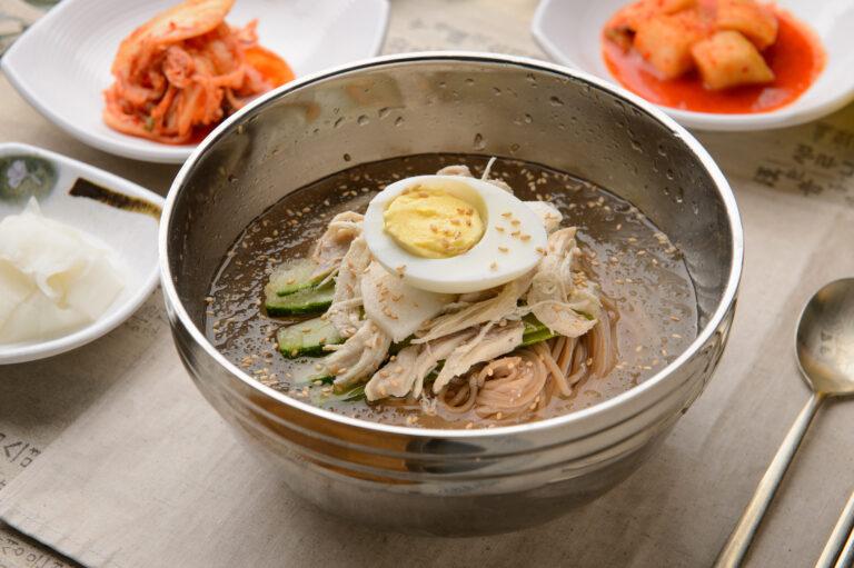 Korea,Traditional,Noodle,Food,Summer